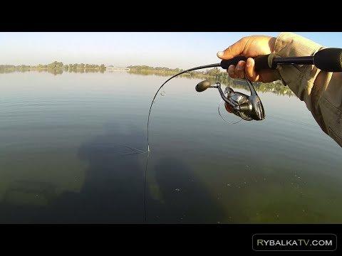 Клуб рыбаков. Рыбалка на судака от Михалыча. Ультралайт. Микроджиг