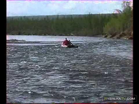 Рыбалка с Радзишевским. Якутия. Ловля тайменя. 2 серии