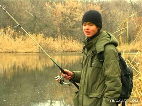 Рыбалка по-лугански. Микроджиг