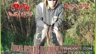 Болен рыбалкой. Ловля леща на поплавочную удочку