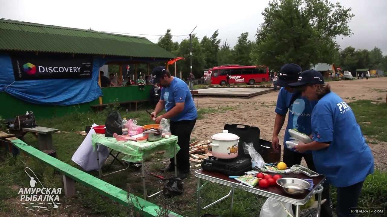 На Рыбалку. Фестиваль рыболовной кулинарии