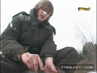 Водоем около деревни Алексеевка. Ловля мелкого окуня