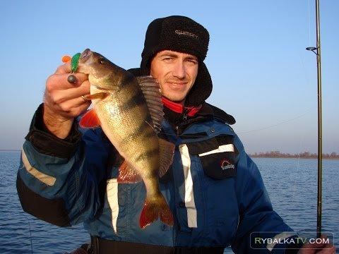 Рыбалка на джиг в октябре
